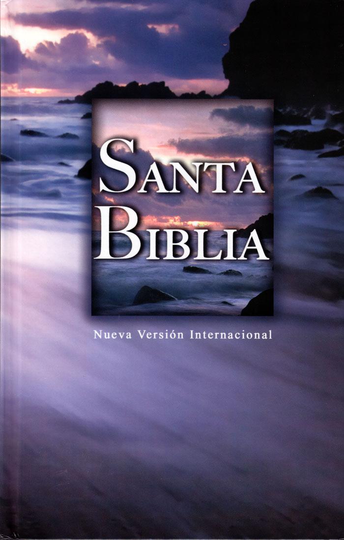 Santa Biblia Nueva Versión Internacional - Bibbia in Spagnolo moderno Rigida