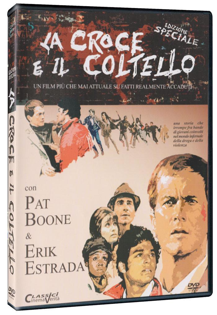 """La Croce e il Coltello DVD RIMASTERIZZATO -La storia de """"La Croce e il Pugnale"""""""