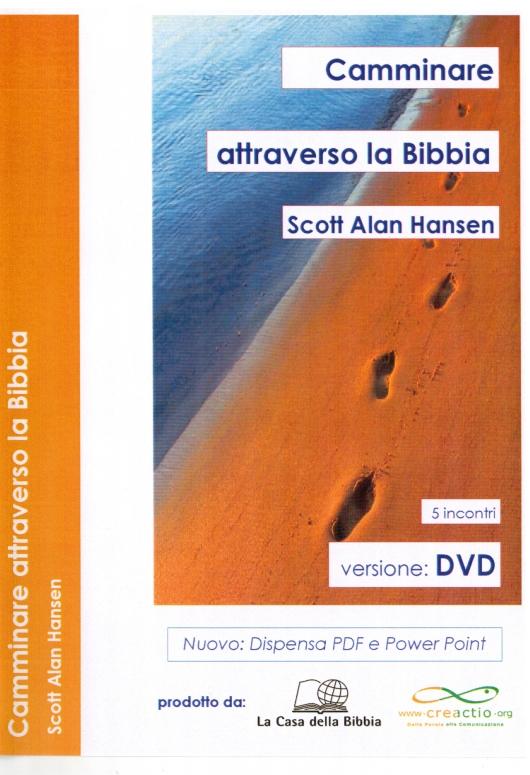 Camminare attraverso la Bibbia