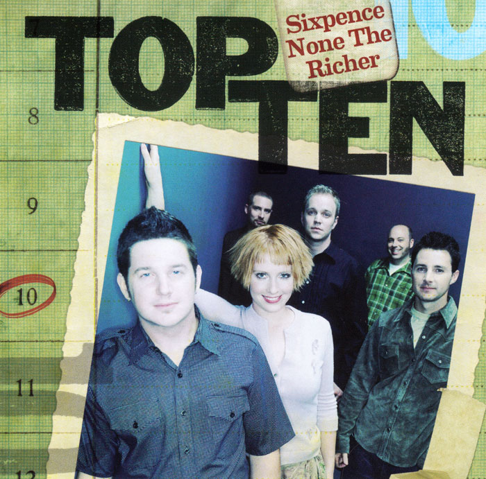 Top Ten Sixpence None The Richer