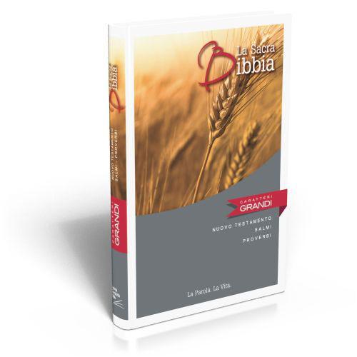 Nuovo Testamento, Salmi e Proverbi  a caratteri grandi NR06 - 36811 (SG36811)