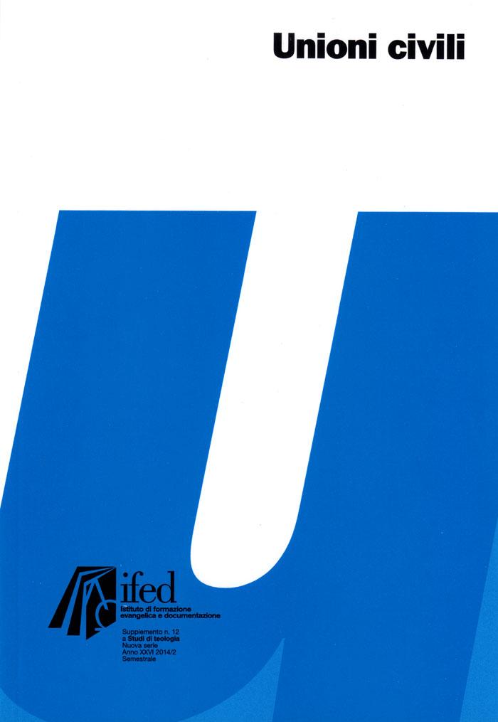 Unioni civili Supplemento n°12