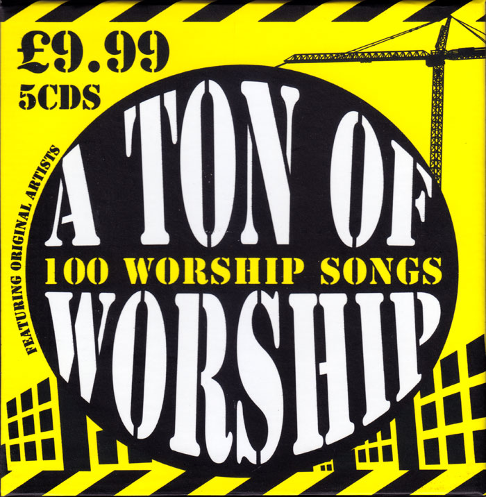 A ton of worship - 100 worship songs