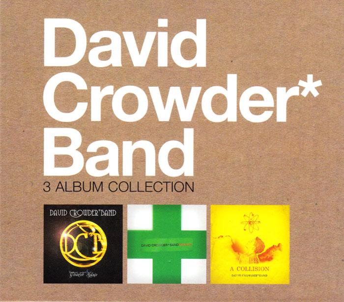 David Crowder Band 3 Album Collection