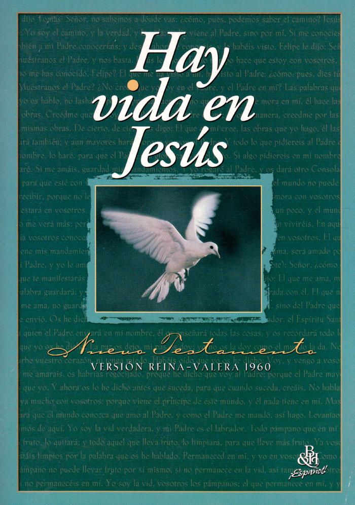 """Nuovo testamento """"Hay vida en Jesus"""" - Spagnolo"""