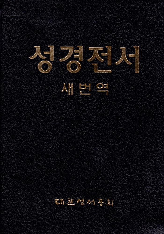 Bibbia Coreana