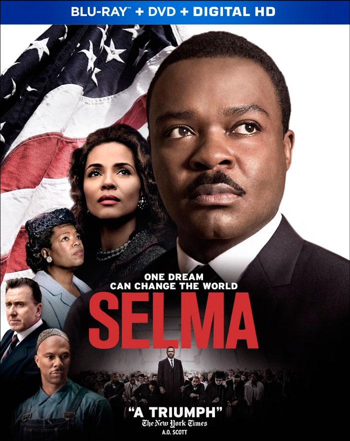 Selma - DVD Blu Ray