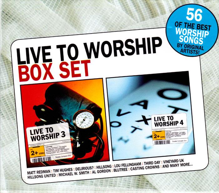 Live to Worship 3-4 Box Set