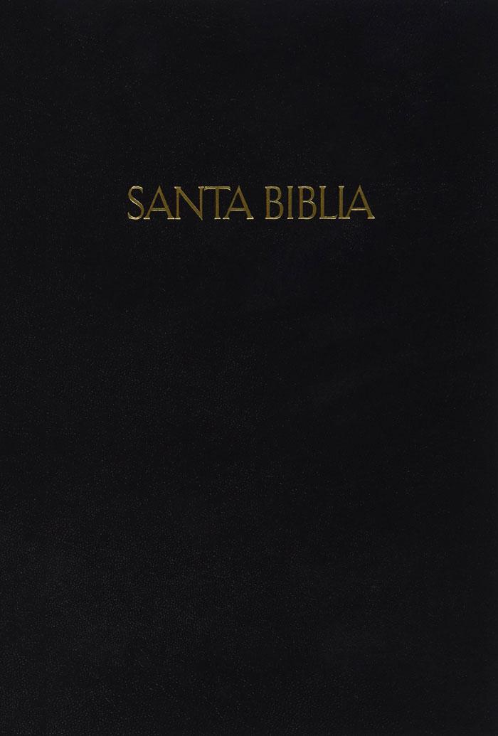 Santa Biblia letra grande (Bibbia a caratteri grandi in Spagnolo)