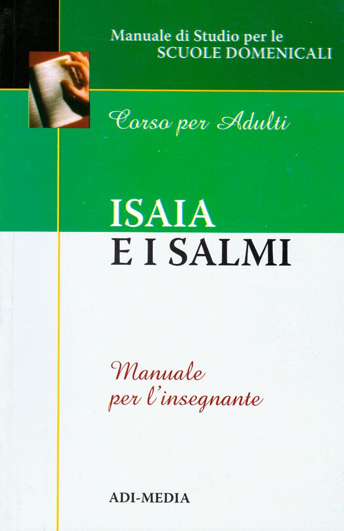 Isaia e i Salmi - Manuale per l'insegnante