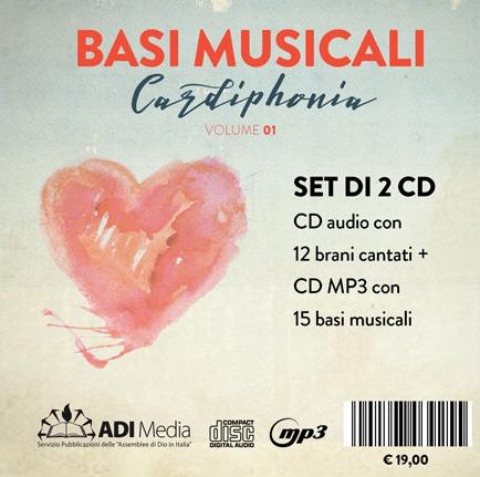 Cardiphonia vol.1 Sonorità del Cuore Cantato più basi