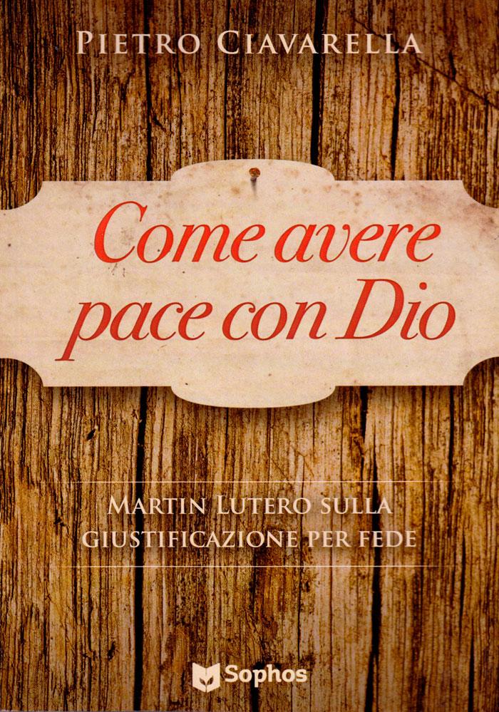 Come avere pace con Dio