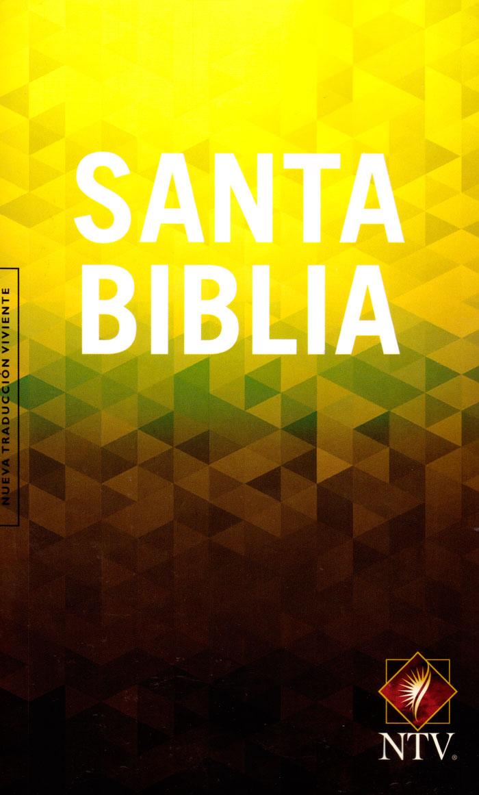 Santa Biblia NTV - Colore giallo