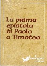 La prima epistola di Paolo a Timoteo