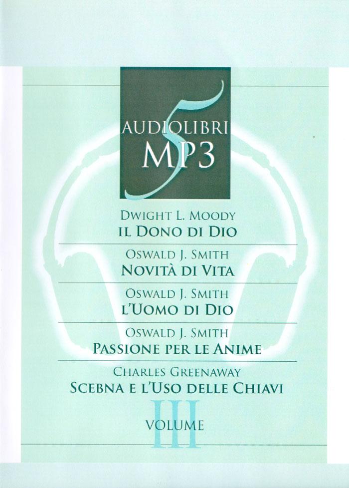 5 Audiolibri in Mp3 - Volume 3