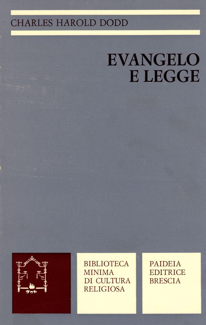 Evangelo e legge