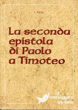 La seconda epistola di Paolo a Timoteo