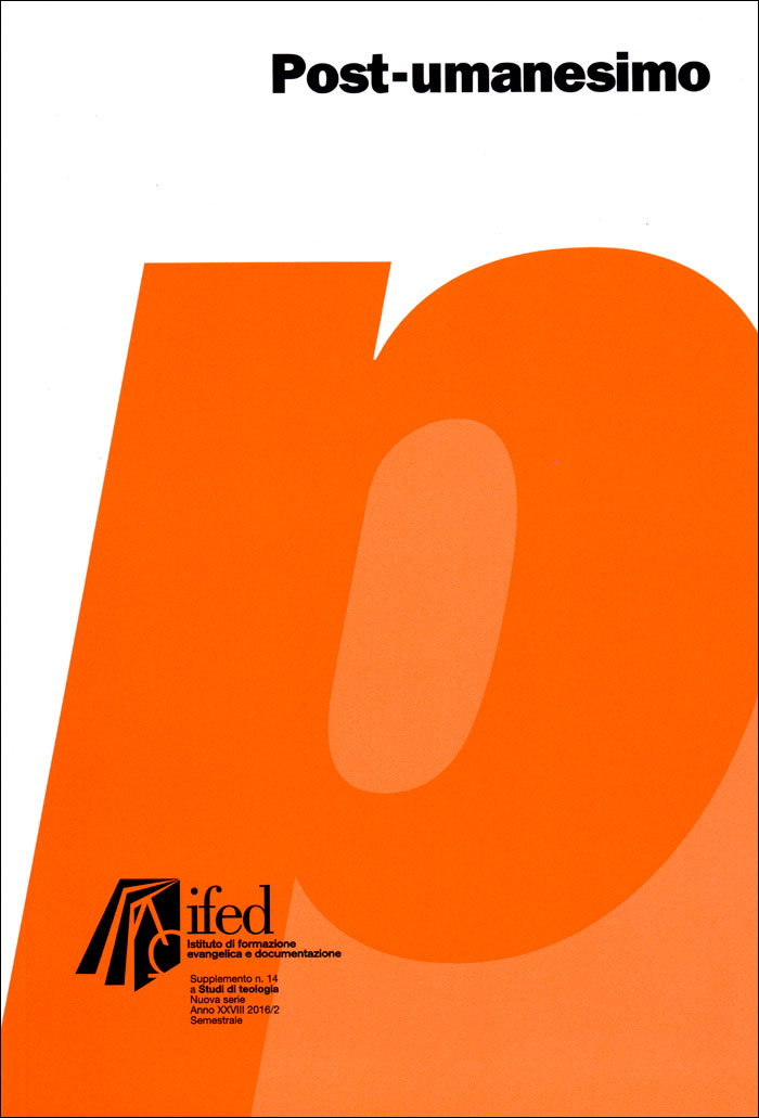 Post-umanesimo Supplemento n°14