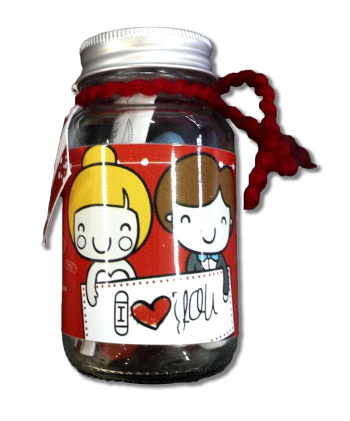 I love you Trattamento in capsule per la coppia