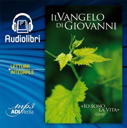 Il Vangelo di Giovanni Audiolibro lettura integrale