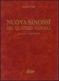 Nuova sinossi dei quattro Vangeli Greco - Italiano