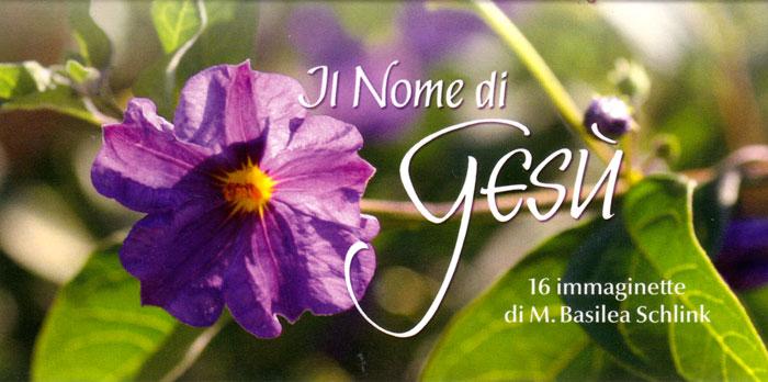 """16 Segnalibri """"Il nome di Gesù"""""""