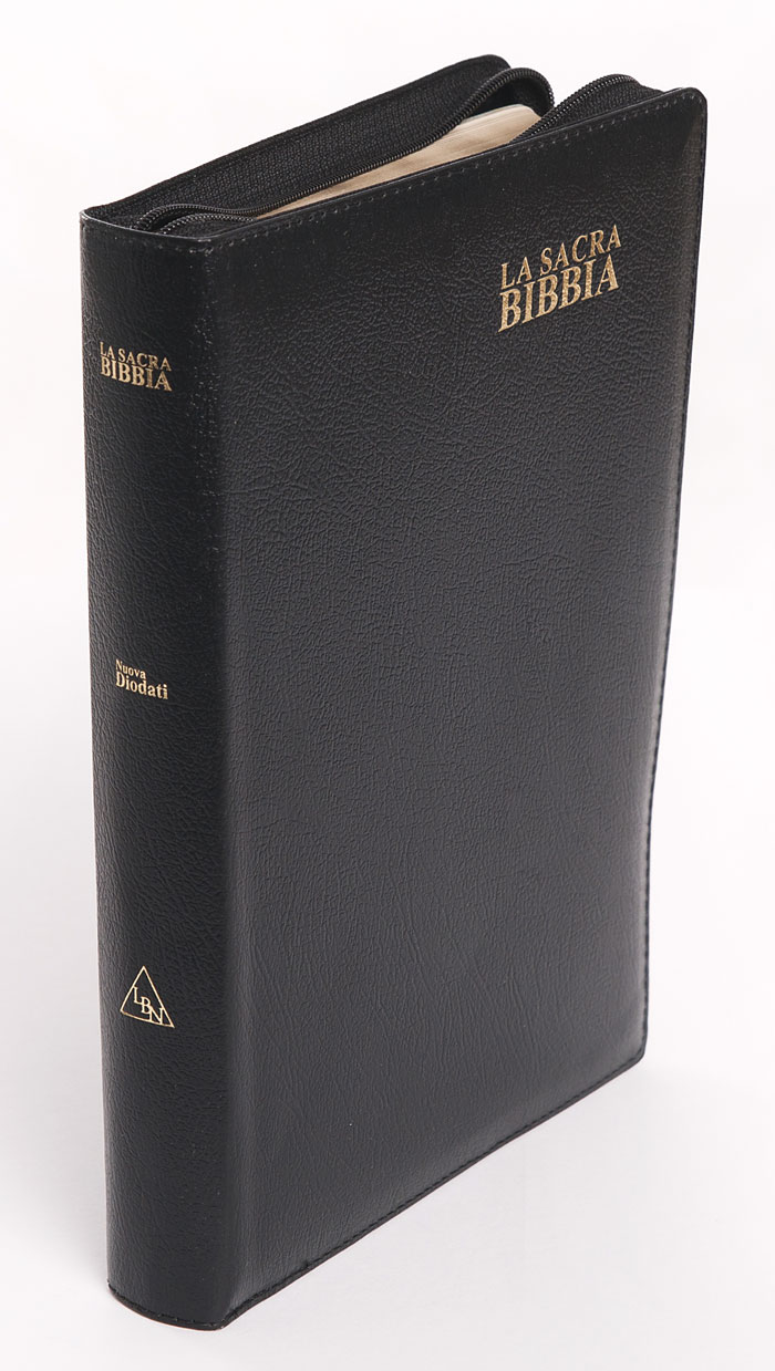 Bibbia Nuova Diodati a caratteri grandi (171.243)