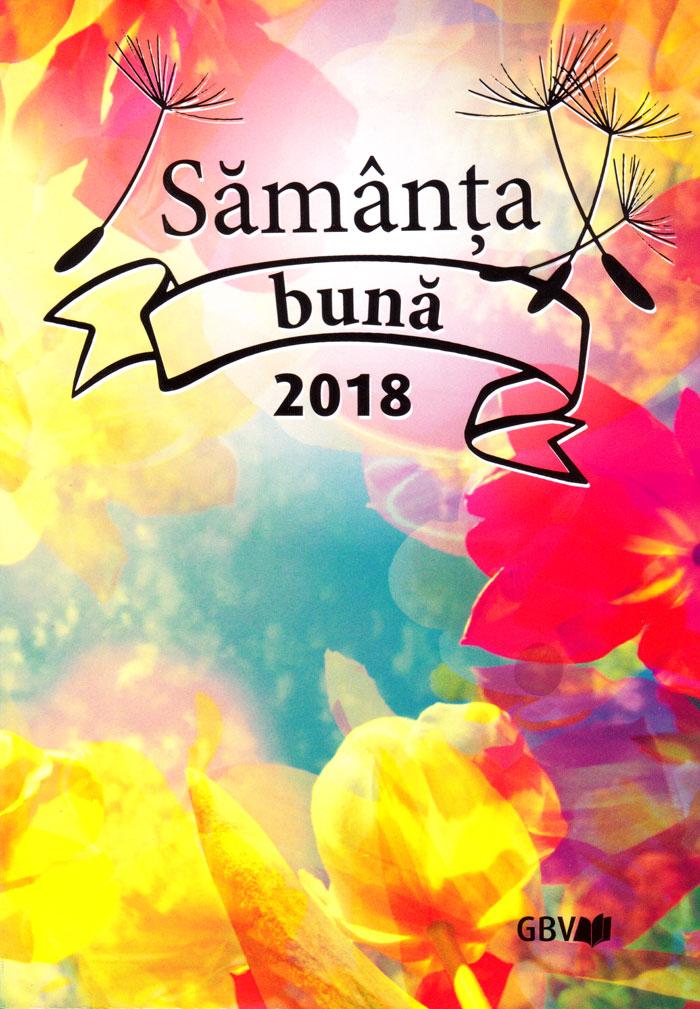 Calendario Rumeno.Calendario Libro Buon Seme In Rumeno 2018 Sămanţa Bună 2018