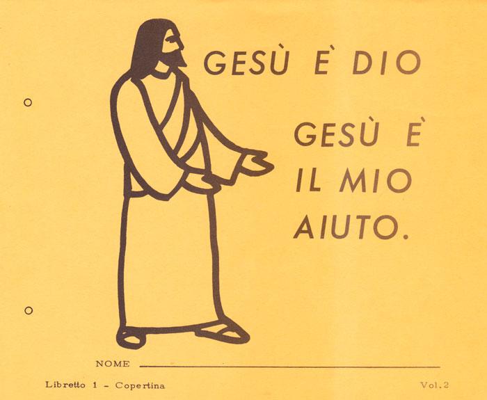 """Libretto animato """"Piccoli passi di fede"""" vol. 2"""