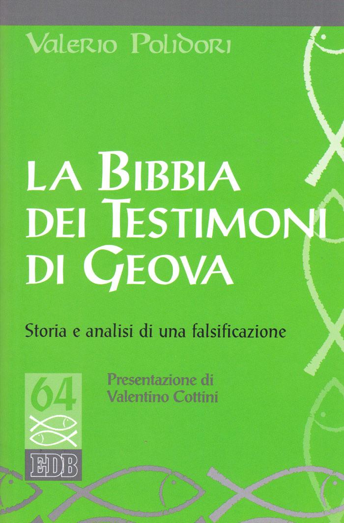 La Bibbia dei Testimoni di Geova