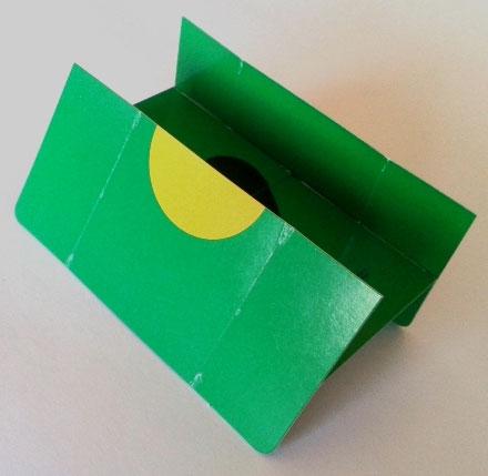 Flip-flap della Buona Notizia - Formato piccolo 7,5 cm