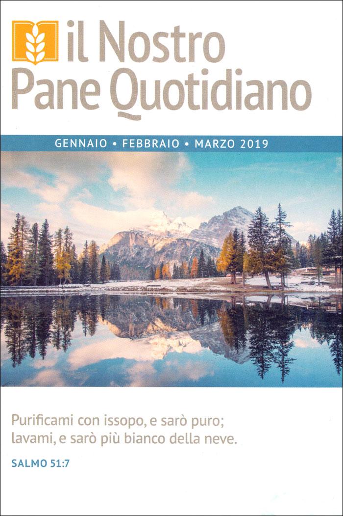 Il nostro pane quotidiano Gennaio - Marzo 2019