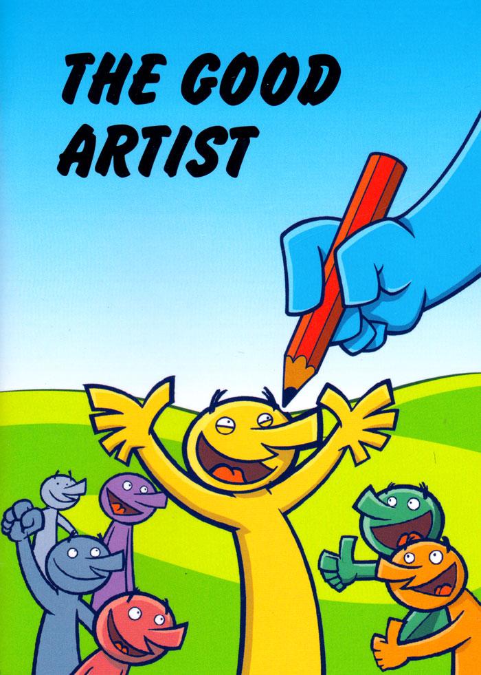 Il Bravo Artista in Inglese - The Good Artist