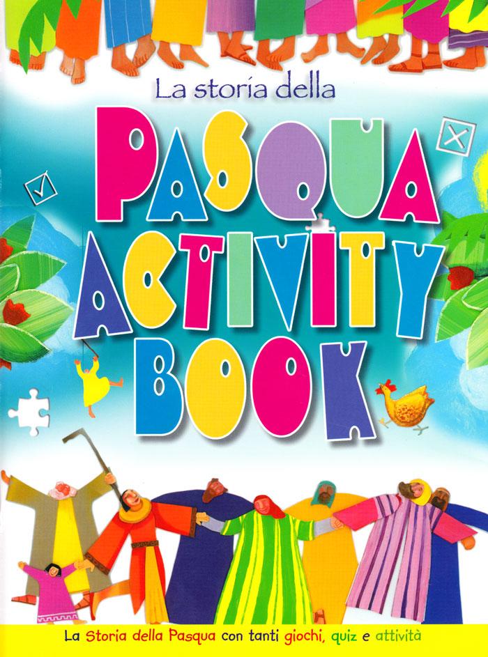 La storia della Pasqua Activity Book