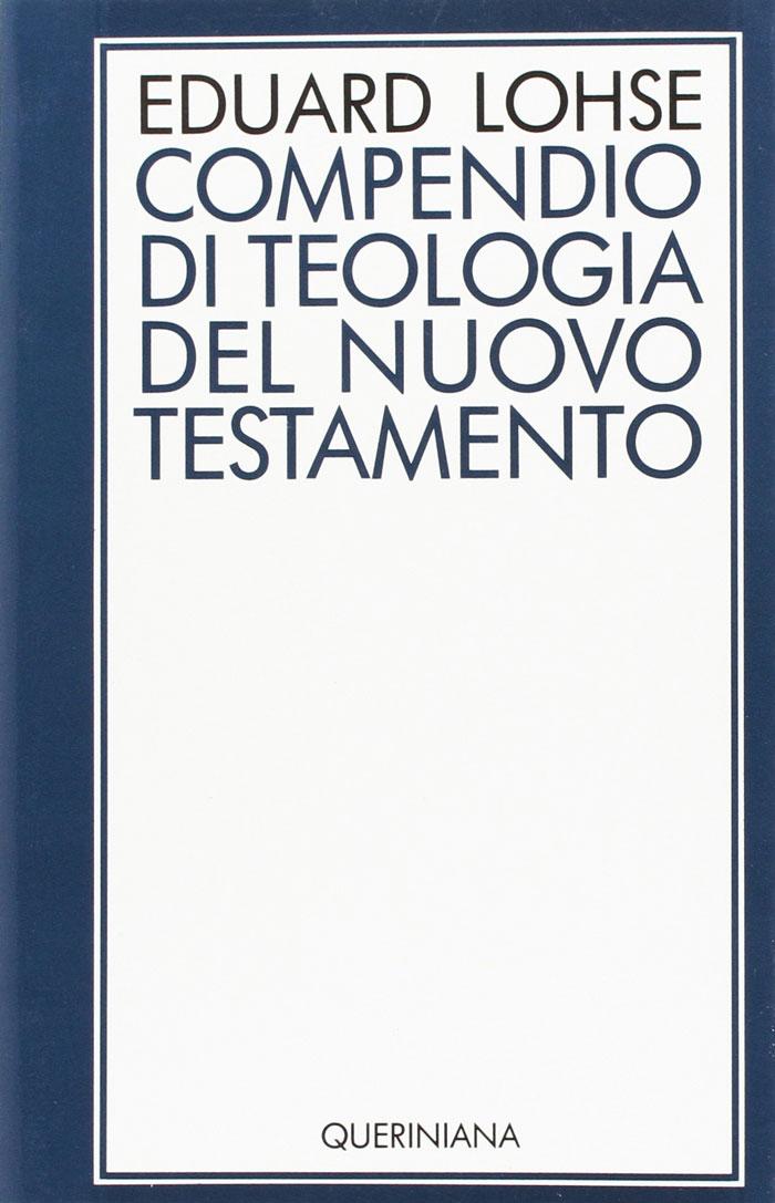 Compendio di teologia del Nuovo Testamento