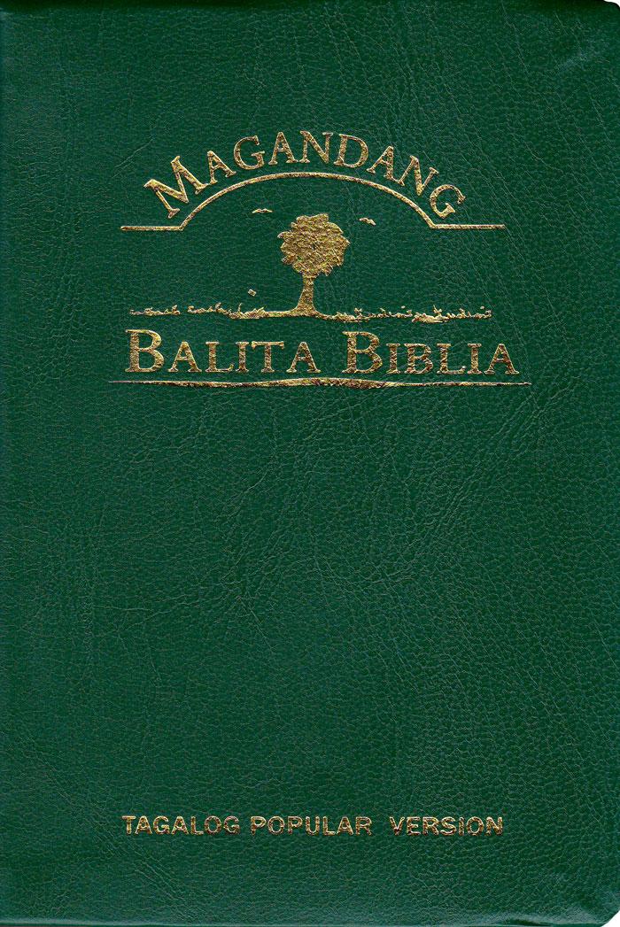 Bibbia in Tagalog TPV 035 GE (Local) - Colori vari