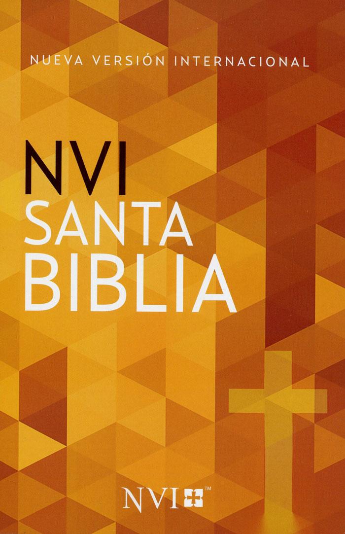 Biblia Misionera Naranja NVI