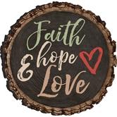 Calamita Faith Hope Love