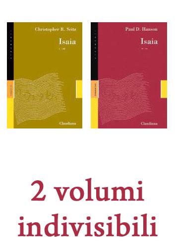 Isaia - 2 volumi indivisibili