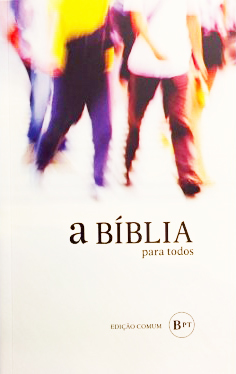 A Biblia para todos - Bibbia economica in portoghese