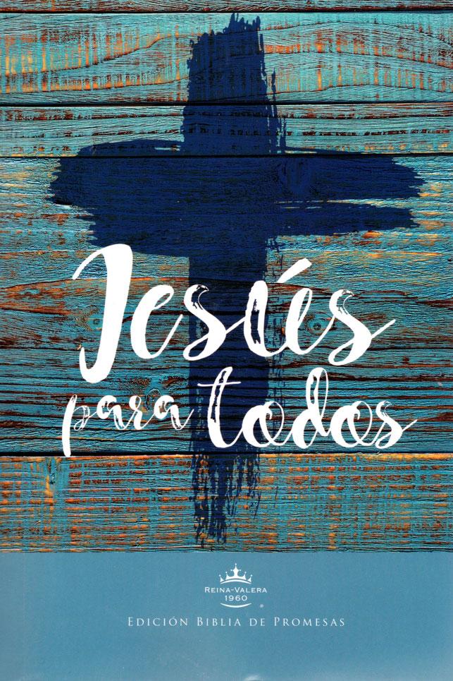 Biblia de Promesas Jesús Para Todos Unidad RV60