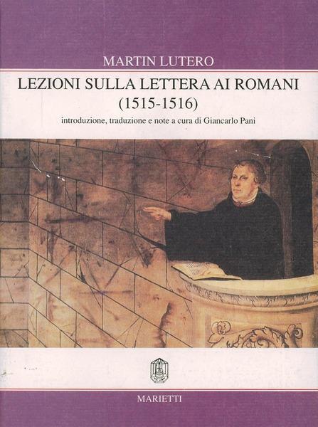 Lezioni sulla lettera ai Romani (1515-1516)