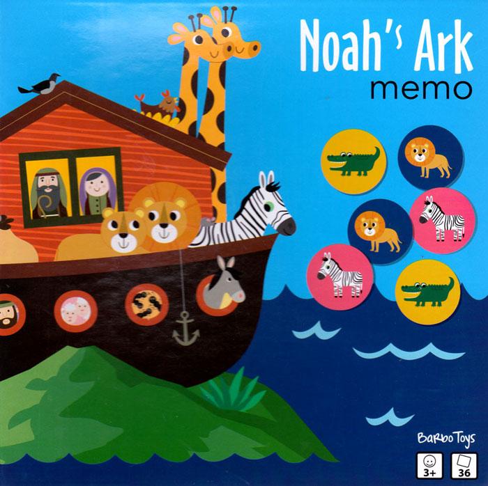 Noah's Ark Memo - gioco Memory
