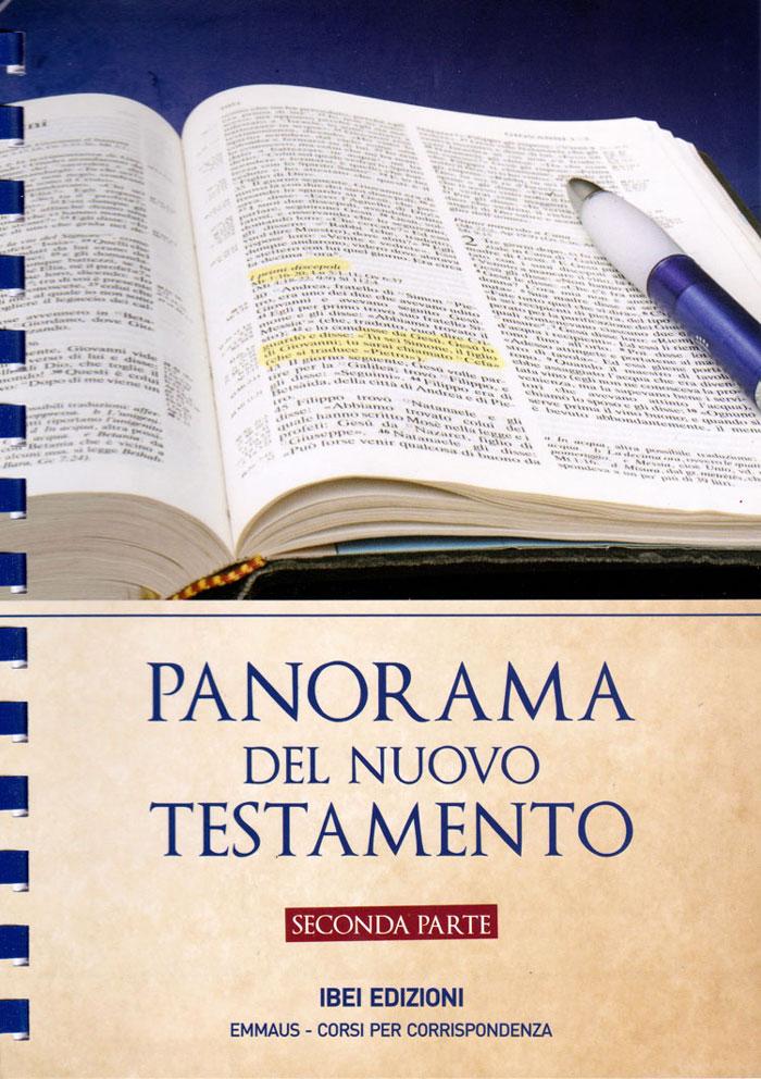 Panorama del Nuovo Testamento