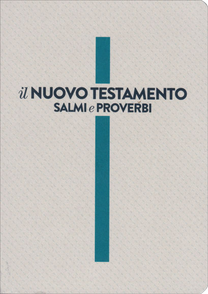 Nuovo Testamento NR06 con Salmi e Proverbi 31603 (SG31603)