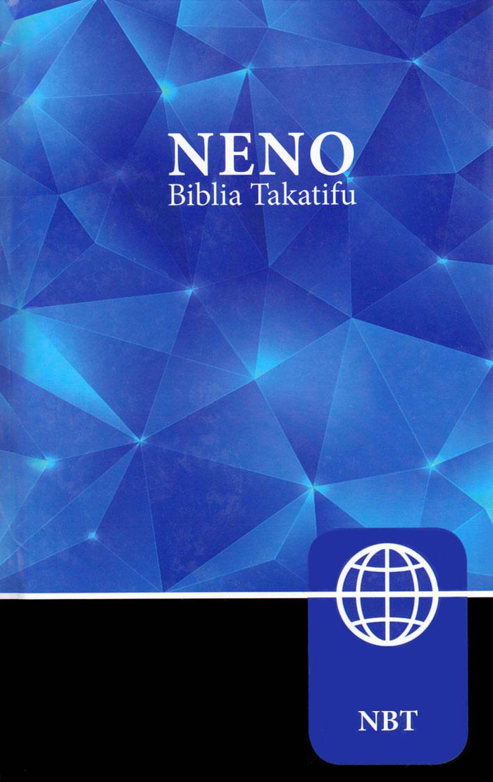 Kiswahili Contemporary Version Bible