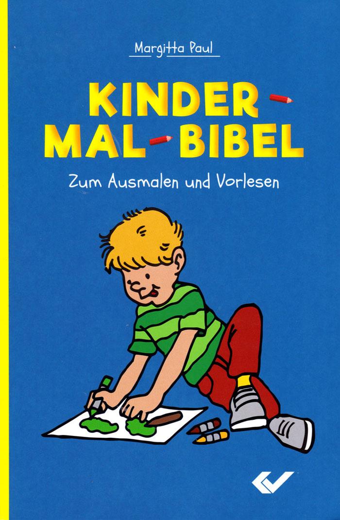 Kinder mal Bible - Bibbia da colorare in Tedesco