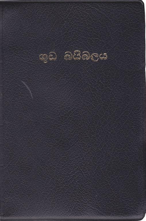 Bibbia in lingua Sinhala