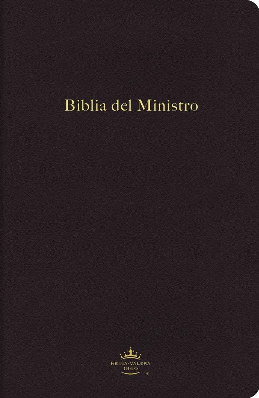 Biblia del ministro RVR60 Format ultrafino