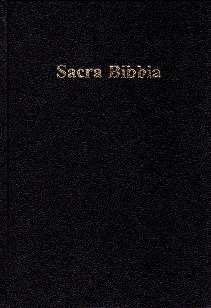 La sacra Bibbia Bibbia Diodati (1040)